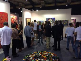Beirut Art Fair - with Salwa Zeidan Gallery